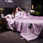 Air Conditioning Quilt For Summer Washed Silk Thin Quilts Machine Washable Hot