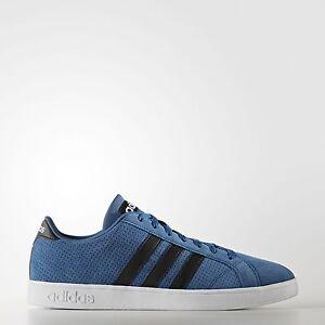 Details zu ADIDAS BASELINE blueblack B74441 NEO Sneaker Sportschuhe
