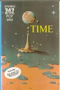 Electric-Light-Orchestra-Time-Import-Cassette-Tape