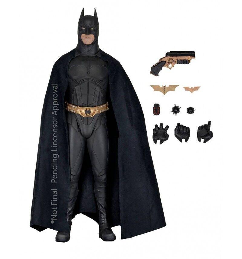 Neca Batman Begins Christian Bale  1/4