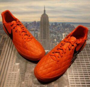 96d63a36d Nike Lunar Legend X 7 Pro 10R Ronaldinho IC Soccer Cleat Shoe Size 8 ...