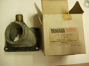 YAMAHA-YZ-490-039-83-IT-490-039-83-84-ANSAUGSTUTZEN-NOS-JOINT-CARBURETOR