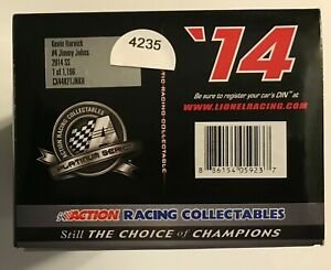2014-4-KEVIN-HARVICK-JIMMY-JOHNS-1-24th-SCALE-4235