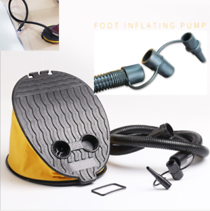 3L Camp Foot Pump For Inflatable Air Bed Mattress Outdoor Spare Tool Item SJ6