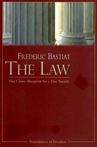 Frederic Bastiat: The Law Study Guide | Request PDF
