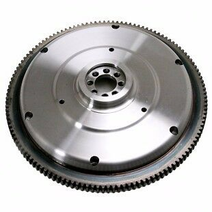 1964-1973 Type 3 VW Fastback Flywheel 8-Dowel Lightened with O-Ring Groove
