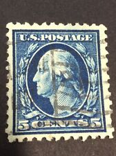 US Stamp George Washington Sc. 423c