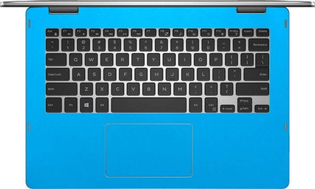 2packs Palm Rest Decal Cover Skin for Dell Inspiron 13-7368 13-7378 13-7375