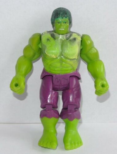 Marvel Hulk action force figures 1990-2011 Smash and Crash Leader