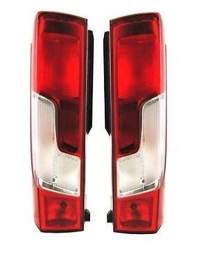 REAR TAIL LAMP Lens LEFT HAND OR LH RIGHT HAND RH Citroen JUMPER Fiat Ducato