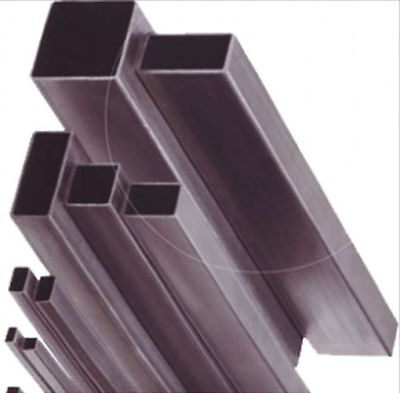 Mild Steel Box Section Unequal / RHS 500mm to 1500mm 50mm x 25mm to 100mm x 60mm