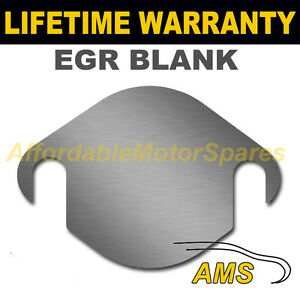 RENAULT-LAGUNA-SCENIC-MEGANE-EASY-FIT-EGR-VALVE-BLANK-PLATE-1-5MM-THICK-STEEL-NS