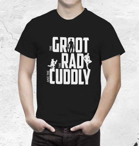 I am Groot T shirt Guardians of the Galaxy The Groot The Rad And The Cuddly