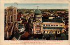 CPA Tours(I.-et-L.) - Panorama de la Tour Charlemagne, de la Basilique(298552)