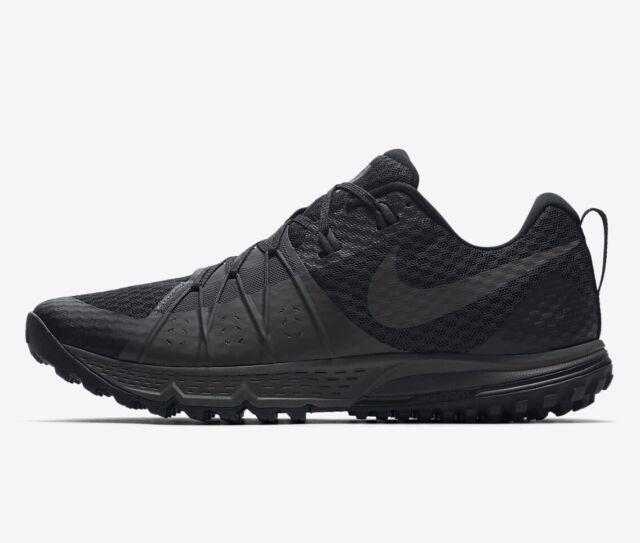 käytettävissä paras hinta los angeles Nike Air Zoom Wildhorse 4 Mens Trainers Trail Running RRP £110.00 Box Has  No Lid
