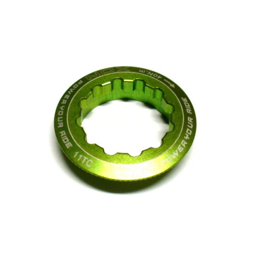 L00 gobike88 XON Lock Ring for Campagnolo Cassette Green 11T