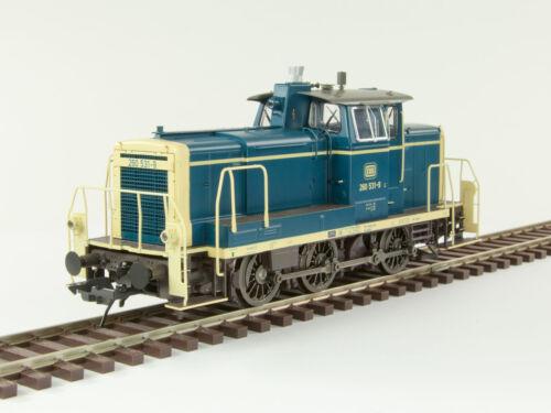 Lenz 40141-02 Diesellok V60 BR 260 533-5 DB Digital Sound Spur 0