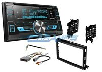 Kenwood Car Stereo W/ Usb/aux Inputs & Sirius Xm Radio With Dash Kit & Bluetooth on sale