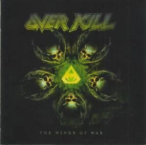 OVERKILL-THE-WINGS-OF-WAR-3-Bonus-2019-US-Thrash-Metal-CD-FREE-GIFT