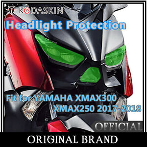 KODASKIN-ABS-Headlight-Screen-Protector-Cover-for-Yamaha-XMAX-300-XMAX-250-2017
