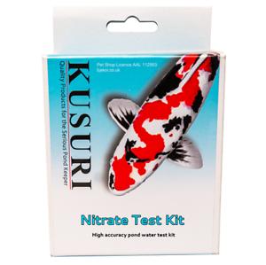 KUSURI-NITRATE-TEST-POND-WATER-TEST-KITS-KOI-amp-Goldfish-Ponds