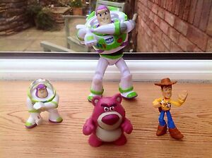 Disney-Pixar-Toy-Story-Figures-Bundle-Ideal-As-Cake-Toppers-Decorations