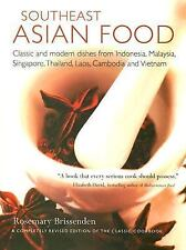 Southeast Asian Food: Classic and Modern Dishes from Indonesia, Malays-ExLibrary