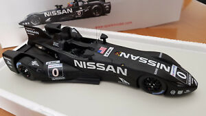 01:18 Spark Deltawing-Nissan # 0 Highcroft Racing Le Mans 2012