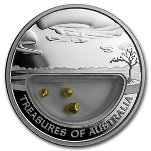 2010-1-oz-Silver-Gold-Treasures-of-Australia-Proof-SKU-60055