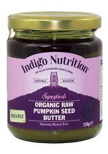 Roh BIO Kürbiskern Butter - 250g - Indigo Herbs