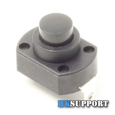 6A High Current Tailcap Clicky Switch For LED Flashlight