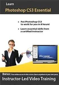 Learn-Adobe-Photoshop-CS3-Instructor-led-Video-Training-Brand-New-Sealed