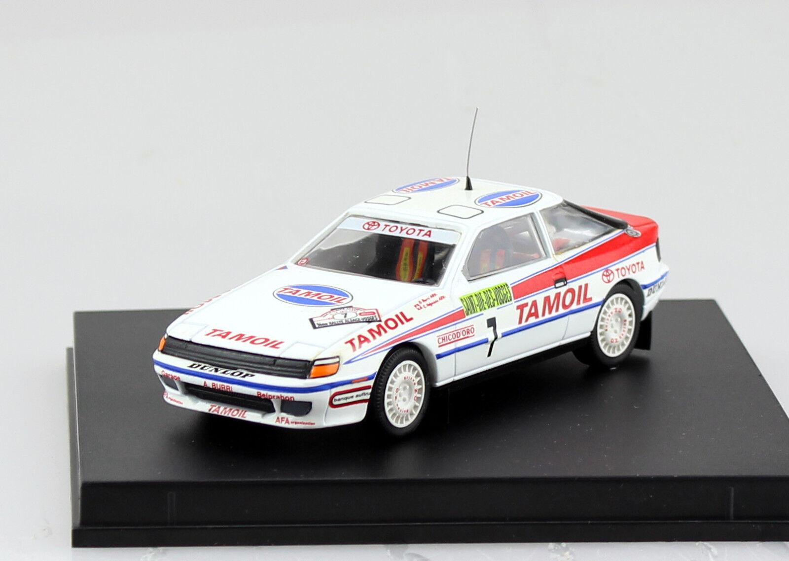 Toyota Celica GT4 Rally   43 Trofeu Modellauto TR232