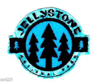 Yogi Bear Jellystone Park Fabric Iron On Appliques #1