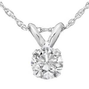 1-4ct-Solitaire-Diamond-Pendant-14K-White-Gold