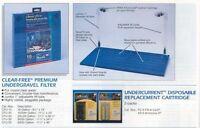 Clear Free Premium Undergravel Aquarium Filter 20 Gallon Penn-plax