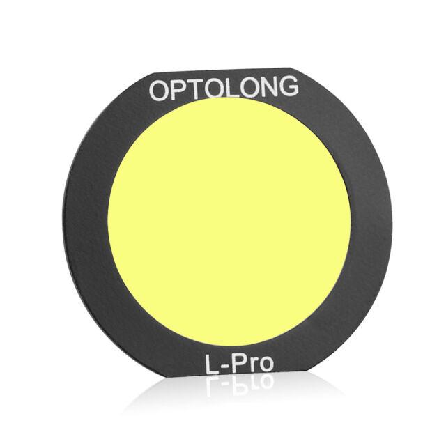 OPTOLONG EOS-C L-Pro Filter for CCD Camera DSLR Light Pollution Suppression 60DA