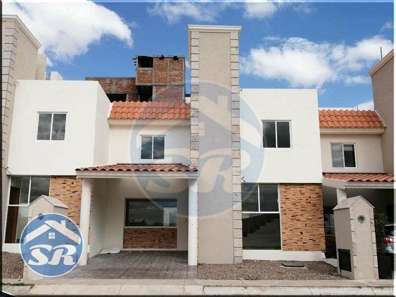 Casa nueva en la Toscana, Guadalupe, Zacatecas.