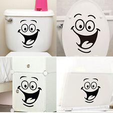 Wall Sticker Toilet Kitchen Room Decals Mural Art Removable Bathroom Decor DIY