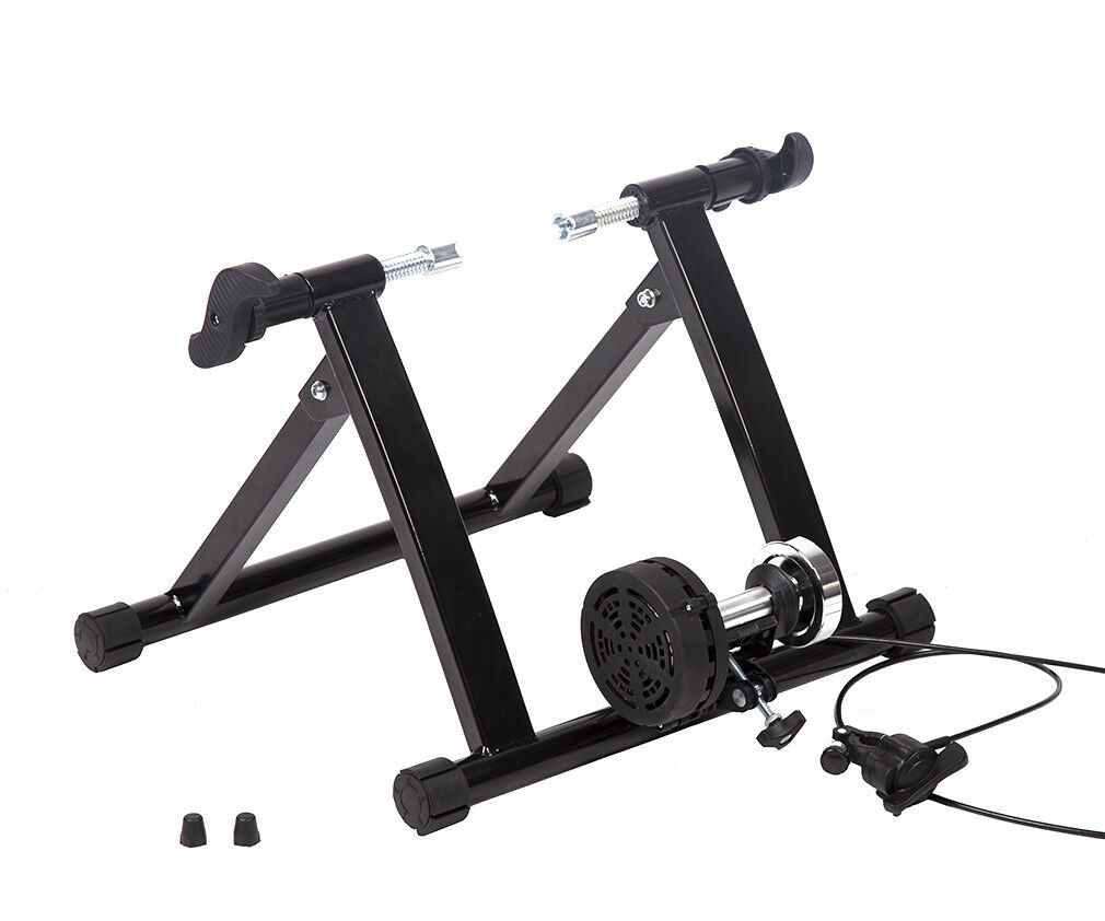 New Cycle Bike  Trainer Indoor Bicycle Exercise Portable Magnetic Work Out  excellent prices