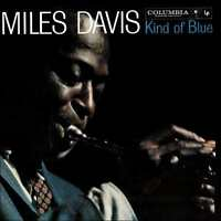 MILES DAVIS KIND OF BLUE NEW SEALED 180G VINYL LP IN STOCK