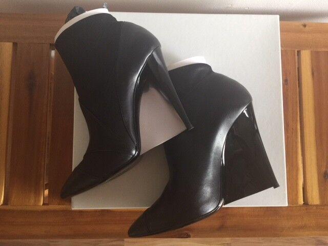 Casadei Hoja Tobillo Tobillo Tobillo botas 7.5 US 37.5 italiano  Todos los productos obtienen hasta un 34% de descuento.