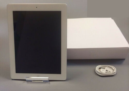 1 of 1 - Apple iPad 3 64GB, Wi-Fi, 9.7in - White- Grade A - UK iPad - EXCELLENT CONDITION