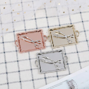 1-12-Dollhouse-miniature-accessories-mini-tray-bread-clip-model-toyHT-FT
