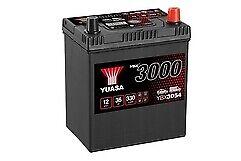 Yuasa YBX3054 Standard Battery