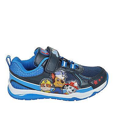 Paw Patrol Paldon Canvas Trainer Shoes sizes 5-10 UK