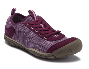 New-Keen-Women-039-s-Hush-Knit-Casual-Sneakers-Shoes-Lavender-Size-7-M-85