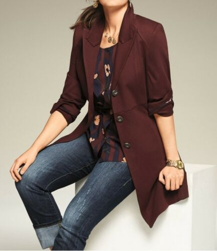 Every Day Flash Deal $209 Cabi 2018 Fall Boss Jacket Free Shipping! NEW