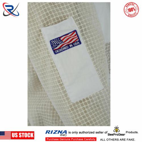3 Layer beekeeping protective Jacket ventilated Fencing Veil Beekeeper XL SN18
