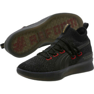 half off 3c03e 4cdcd Details about Puma Clyde Court Reform Basketball Sneakers Free Shipping